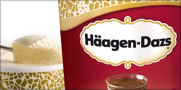 Si tu ne vas pas à Häagen Dazs, Häagen Dazs viendra à toi...ou presque
