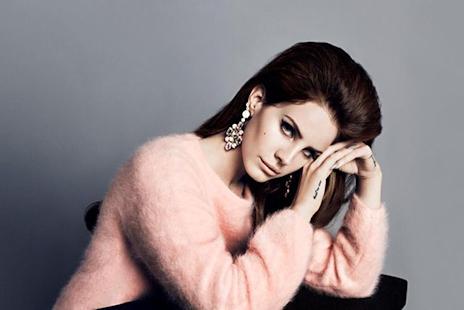 Lana Del Rey pour H&M - Campagne Automne/Hiver 2012-2013