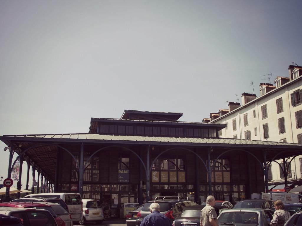 Les Halles de Bayonne