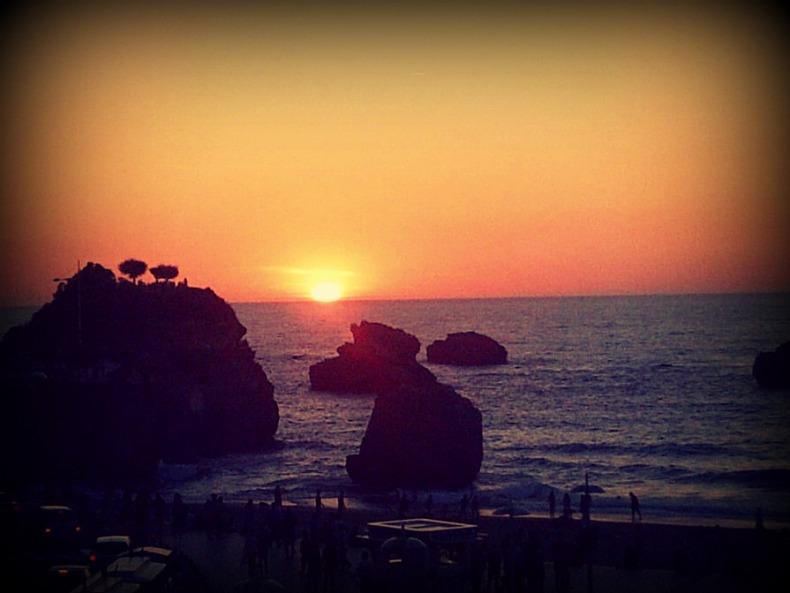 Escapade à Biarritz