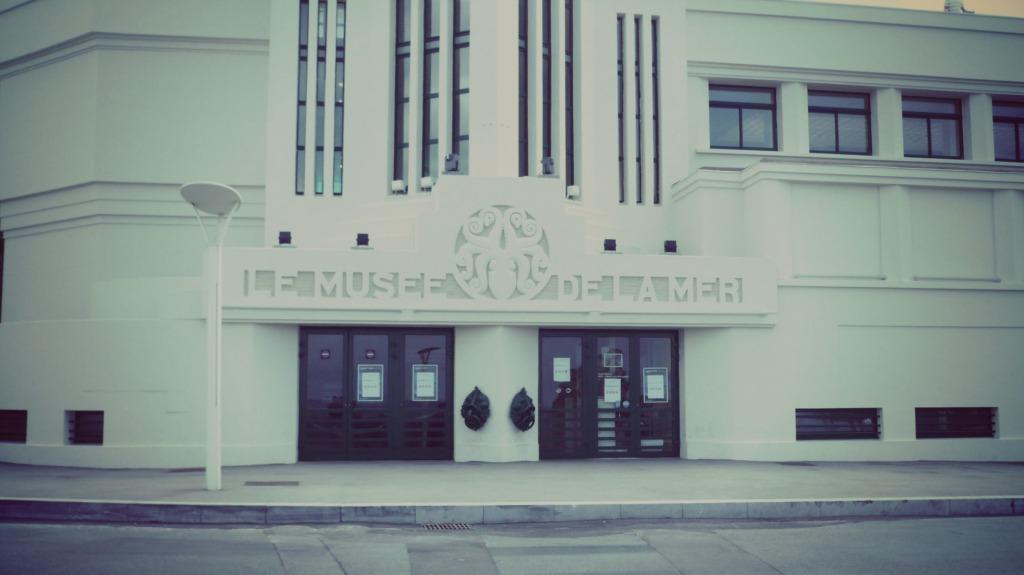 Le musée de la mer