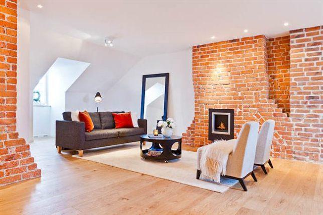 Home Sweet Home #3 : l'appartement de briques rouges